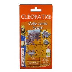 Colle vernis puzzle 100g