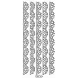 Stickers - 1279 - bordure - or