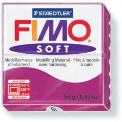 Fimo soft pourpre n61