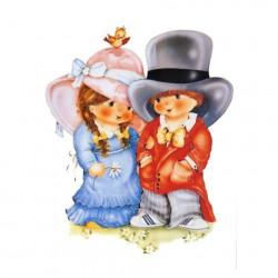 Image 3D - N317 - 24x30 - petit couple