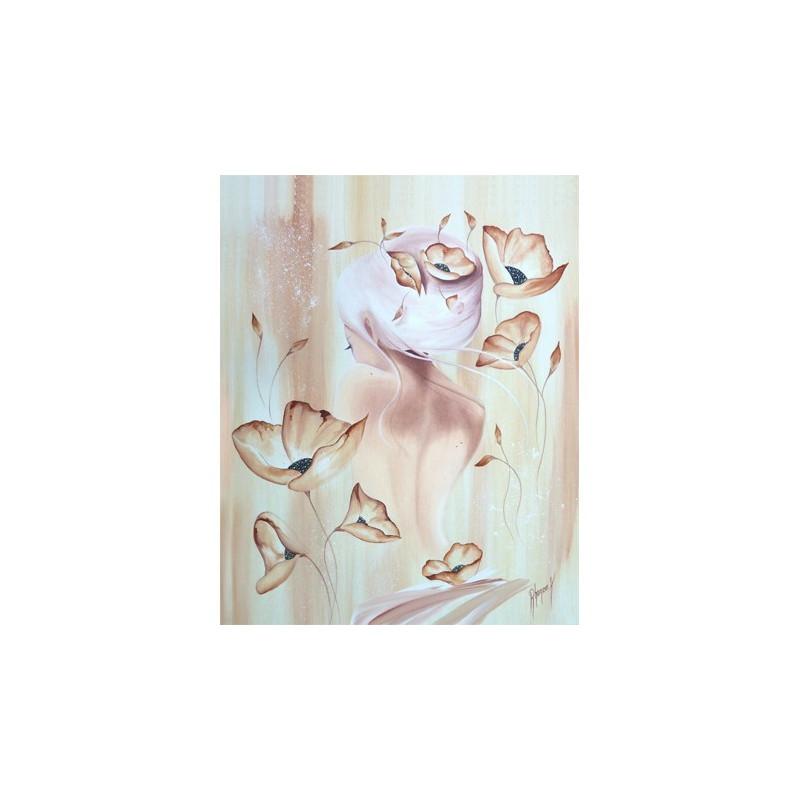 Image 3D - GK4050021 - 40X50 - LILOU OR POUDRE - Aux Bleuets Loisirs créatifs à Reims