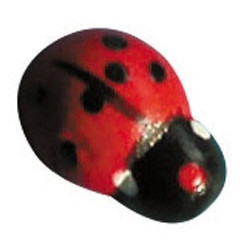 Coccinelles decorees 12mm x...
