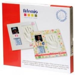 Artemio kit empreinte carré bébé