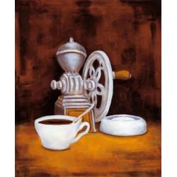 Image 3D - 0720424 - 24X30 - MOULIN A CAFE
