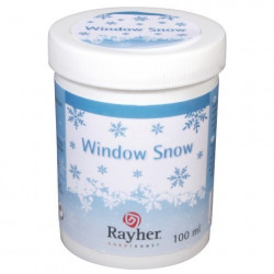 Window snow, boîte 100ml