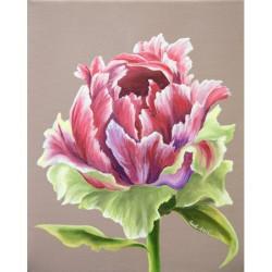 Image pour tableau 3D - 24x30 - GK2430048 Tulipe