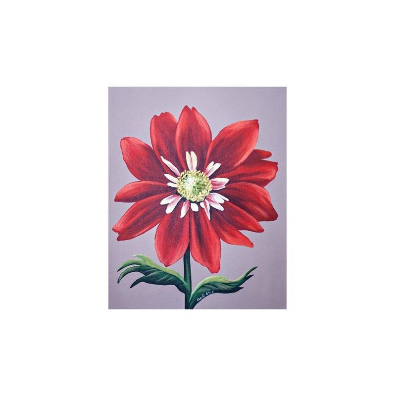 Image pour tableaux 3D - GK2430051 - 24x30 - DAHLIA