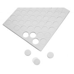 Points 3D autocollants, 3 mm ø