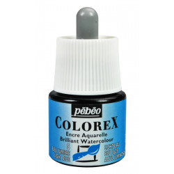 Colorex flacon de 45ml bleu...