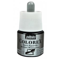 Colorex flacon de 45ml noir...