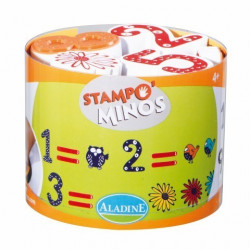 Stampominos chiffres