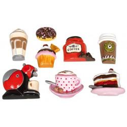 Moule: café & gâteau, 8...