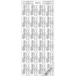 Stickers - 0150 - menu - blanc