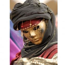 Image pour tableaux 3D format 30x40 cm Masque GK3040019