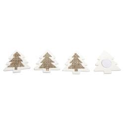 Miniatures en bois arbre...