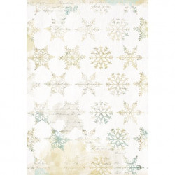 Decomaché papier, 26x37,5cm, 3 feuilles