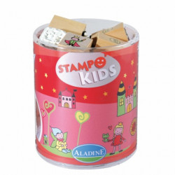 Stampo kids au pays des fees