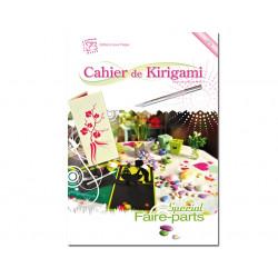 Cahier de kirigami n° 9 - faire part