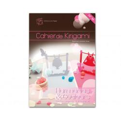 Cahier de kirigami n°14 - harmonie