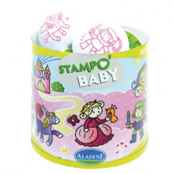 Stampo baby princesses