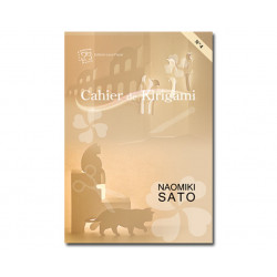 Cahier de kirigami n° 4 - naomiki sato