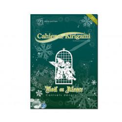 Cahier de kirigami n° 7 - noël alsace