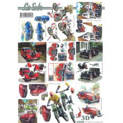 FEUILLE 3D ETAPE - Auto Motos