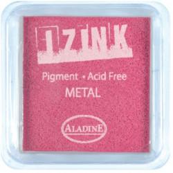 ENCREUR IZINK METAL PINK