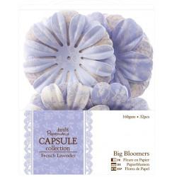 Fleurs en papier (32pcs) - capsule coll.