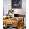GK2430054 - 24x30 - CHAT ECOLIER
