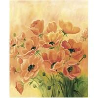 Fleurs 20x25