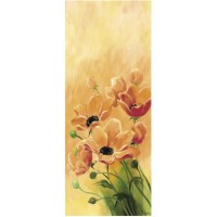 Images 3D sur les fleurs Format 10x25 cm