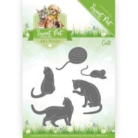 Collection carterie 3D Sweet Pet