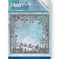Carterie 3D Frosty ornaments