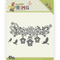 Collection carterie 3D Happy spring