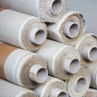 Toile polyester au mètre et en rouleaux