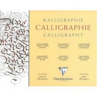 Papiers calligraphie