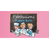 Professions Bubbly girls