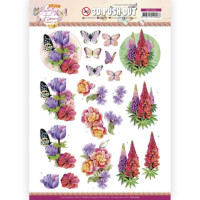 Carterie 3D Fleurs