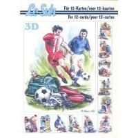 Cartes 3D Sports