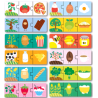 PUZZLE L'ORIGINE DES ALIMENTS 36 pièces