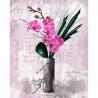 GK2430085 - 24x30 - Orchidée rose