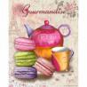 GK2430086 - 24x30 - Macarons et Théière
